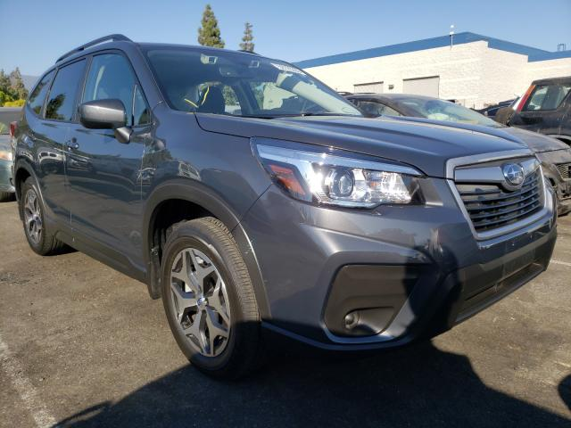 Salvage cars for sale from Copart Rancho Cucamonga, CA: 2020 Subaru Forester P