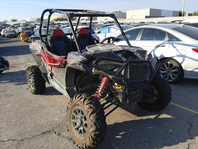 Salvage cars for sale from Copart Las Vegas, NV: 2018 Polaris RZR 1000 P