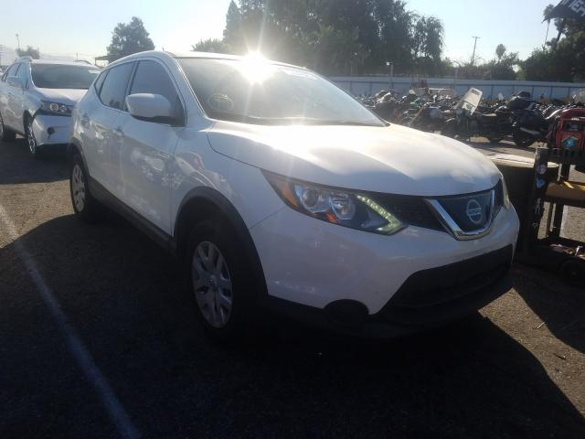 Nissan salvage cars for sale: 2019 Nissan Rogue Sport