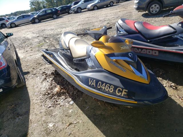 Seadoo RXT salvage cars for sale: 2006 Seadoo RXT