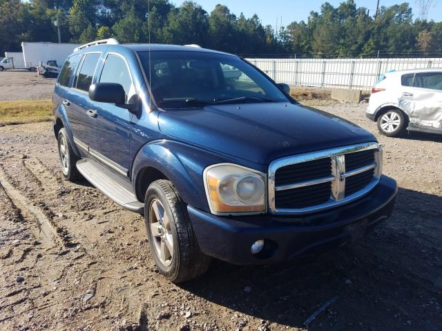 Dodge salvage cars for sale: 2006 Dodge Durango