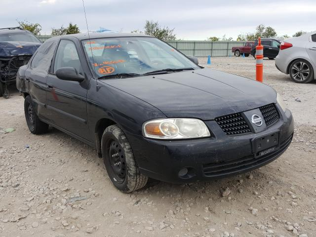 Nissan Sentra salvage cars for sale: 2006 Nissan Sentra