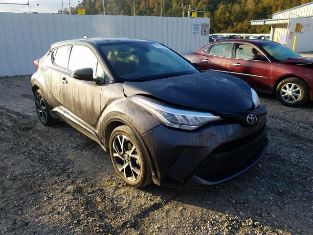 Salvage cars for sale from Copart Hurricane, WV: 2020 Toyota C-HR XLE