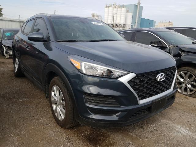 2020 Hyundai Tucson Limited for sale in Chicago Heights, IL
