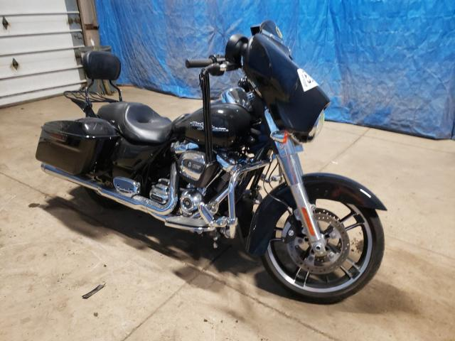 Salvage cars for sale from Copart Columbia Station, OH: 2019 Harley-Davidson Flhx
