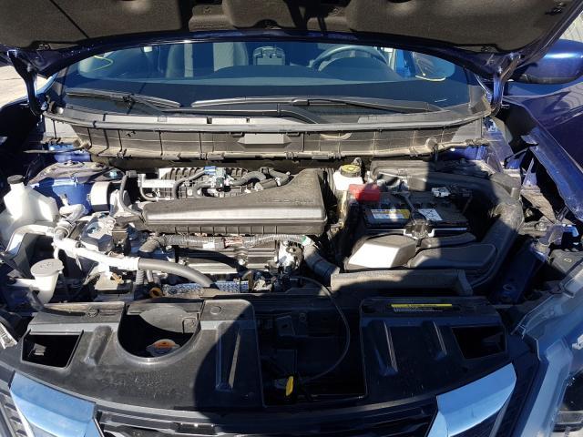 JN8AT2MT9LW007823 2020 Nissan Rogue S 2.5L
