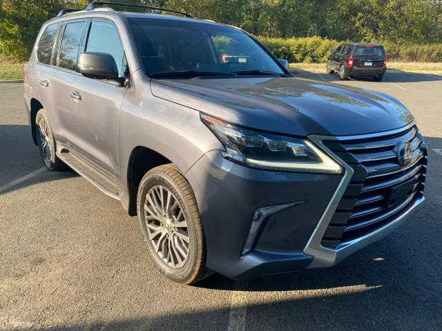 Lexus salvage cars for sale: 2018 Lexus LX 570