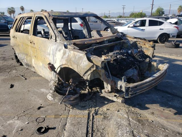 Salvage cars for sale from Copart Colton, CA: 2015 Ford Explorer S