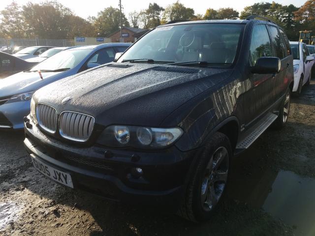 BMW X5 SPORT D - 2005 rok