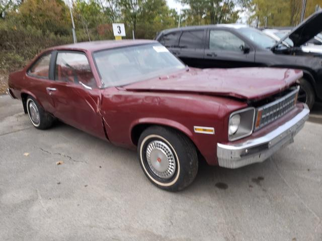 1976 Chevrolet Nova for sale in Marlboro, NY