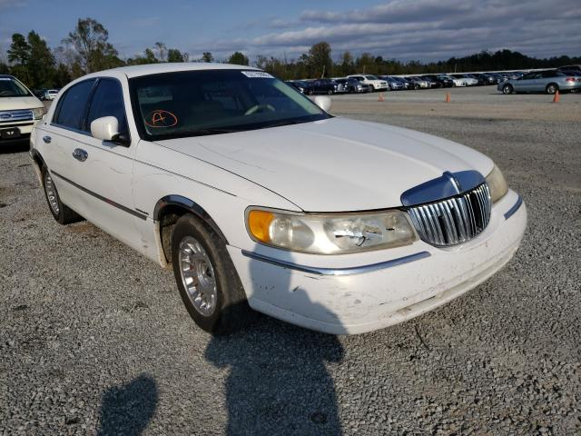 Lincoln salvage cars for sale: 1998 Lincoln Town Car C