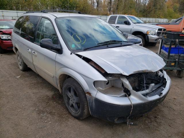 Dodge salvage cars for sale: 2006 Dodge Grand Caravan