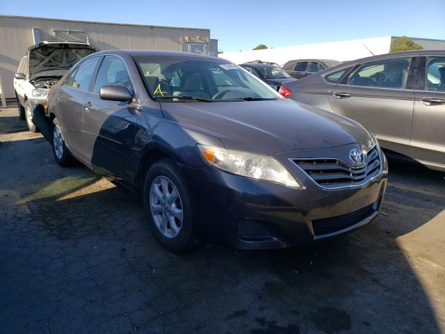 Salvage cars for sale from Copart Hayward, CA: 2011 Toyota Camry Base
