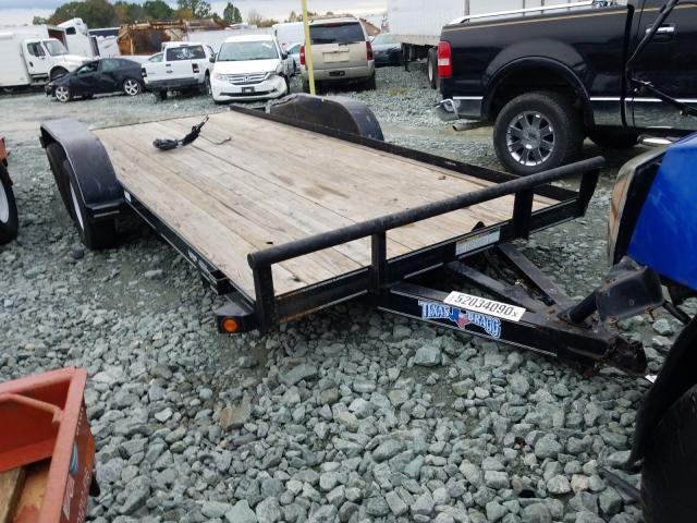 Open Road salvage cars for sale: 2014 Open Road Trailer
