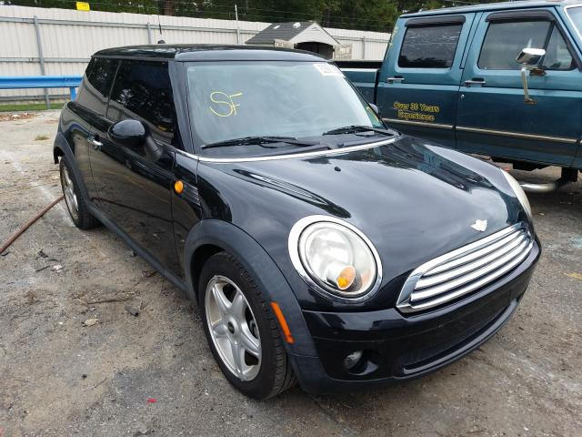 Mini salvage cars for sale: 2009 Mini Cooper