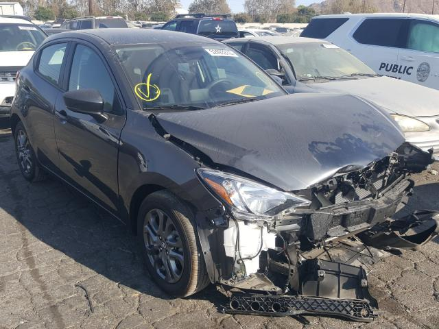 Salvage cars for sale from Copart Colton, CA: 2020 Toyota Yaris