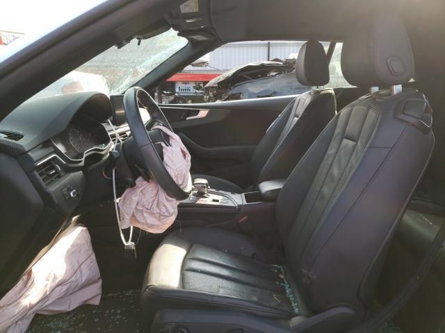 пригнать из сша 2018 Audi A5 Premium 2.0L WAUWNGF52JN016774