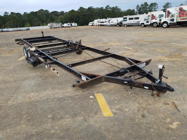 Salvage cars for sale from Copart Theodore, AL: 2010 Dutchmen Sport
