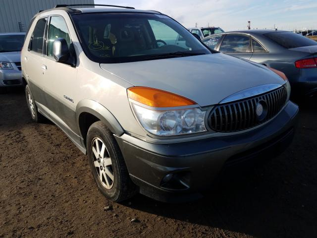Buick salvage cars for sale: 2003 Buick Rendezvous