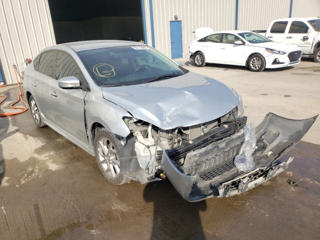 Nissan Sentra salvage cars for sale: 2013 Nissan Sentra
