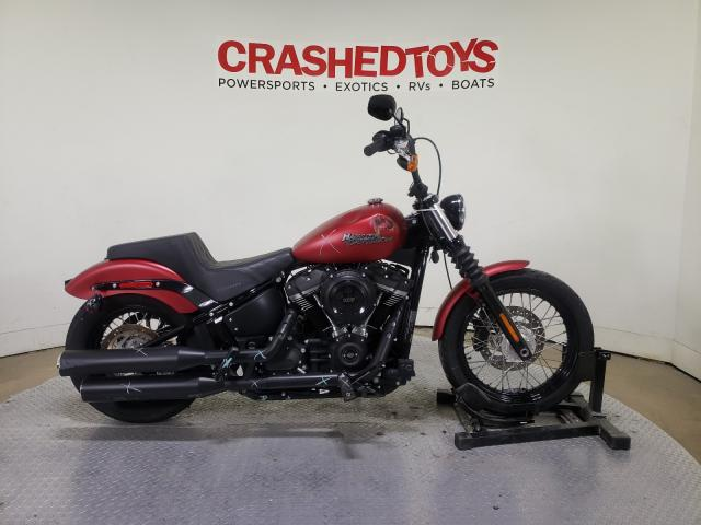 Salvage 2019 Harley-Davidson FXBB for sale