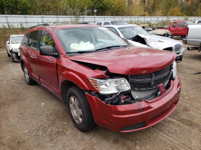 Dodge salvage cars for sale: 2010 Dodge Journey SE