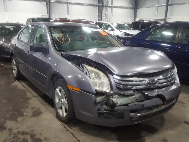 Ford Fusion salvage cars for sale: 2006 Ford Fusion