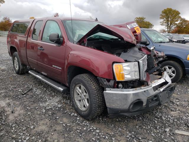 Salvage cars for sale from Copart Ebensburg, PA: 2013 GMC Sierra K15