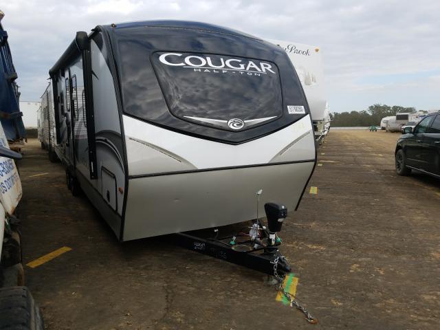 Keystone Cougar salvage cars for sale: 2020 Keystone Cougar