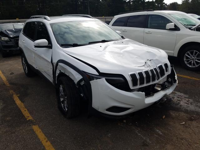 2019 Jeep Cherokee L en venta en Eight Mile, AL