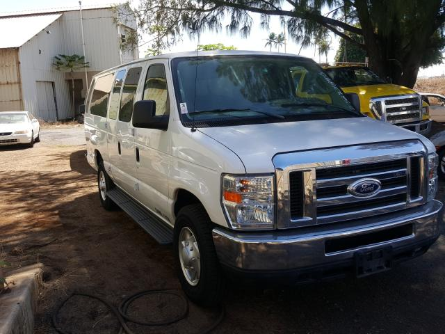 Salvage cars for sale from Copart Kapolei, HI: 2014 Ford Econoline