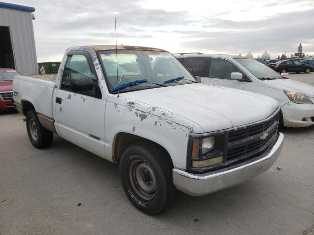 Salvage cars for sale from Copart New Orleans, LA: 1994 Chevrolet GMT-400 C1