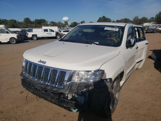 из сша 2011 Jeep Grand Cher 5.7L 1J4RR6GT4BC722373