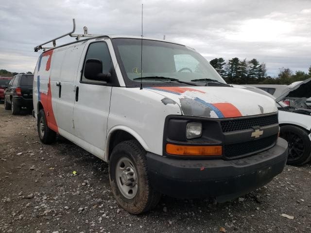Chevrolet Express salvage cars for sale: 2010 Chevrolet Express
