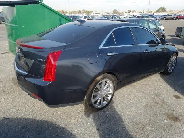 2016 Cadillac ATS   Vin: 1G6AH5RX1G0194853