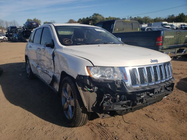 1J4RR6GT4BC722373 2011 Jeep Grand Cher 5.7L