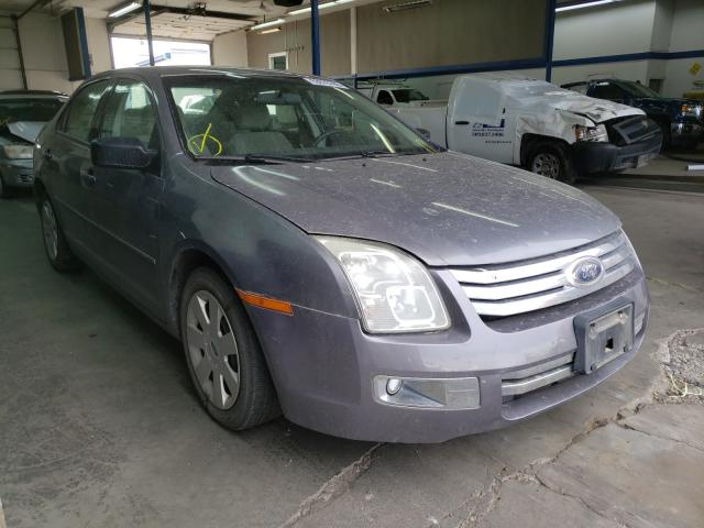 Salvage cars for sale from Copart Pasco, WA: 2007 Ford Fusion S