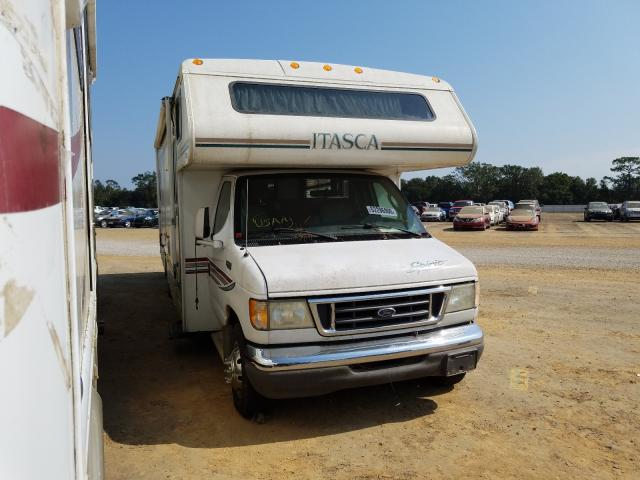 Ford Motorhome salvage cars for sale: 2003 Ford Motorhome