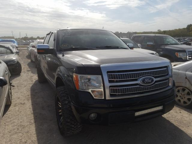 Salvage cars for sale at Oklahoma City, OK auction: 2010 Ford F150 Super