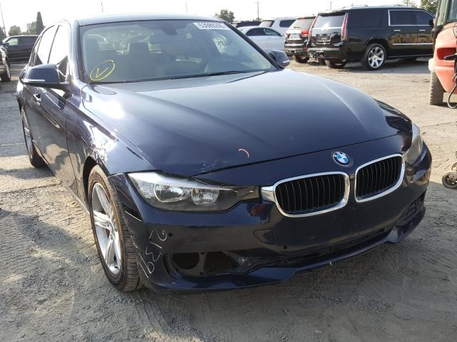 BMW salvage cars for sale: 2015 BMW 320 I