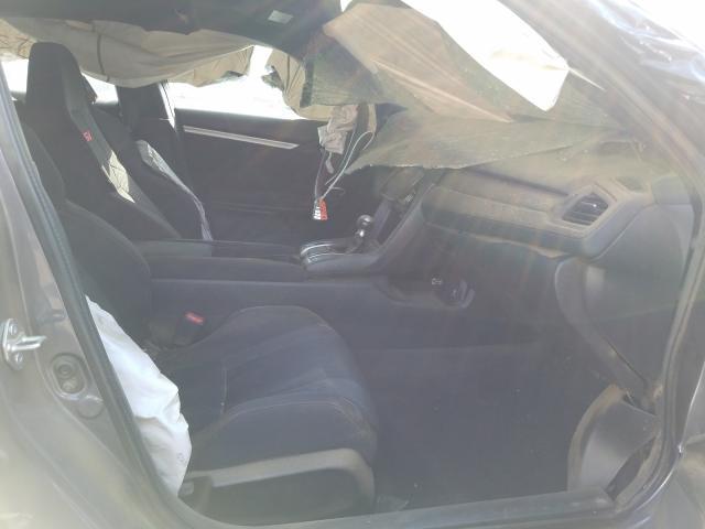 пригнать из сша 2018 Honda Civic Si 1.5L 2HGFC1E50JH706007