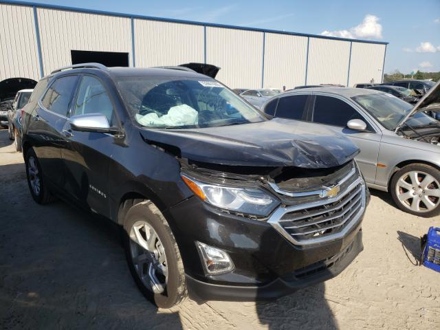 Chevrolet salvage cars for sale: 2020 Chevrolet Equinox PR