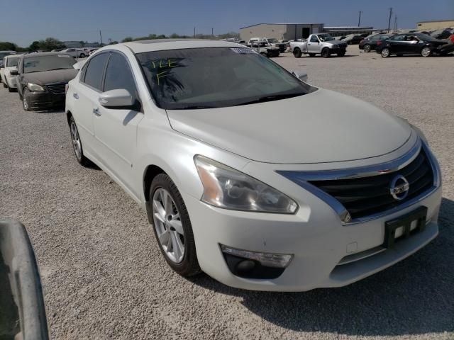 Salvage cars for sale from Copart San Antonio, TX: 2015 Nissan Altima 2.5