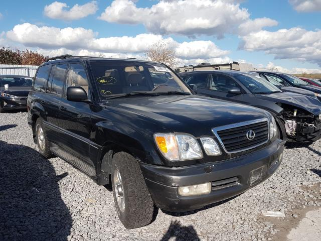 2000 Lexus LX 470 for sale in Courtice, ON