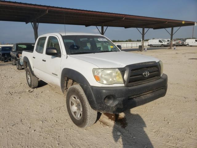 Salvage cars for sale from Copart Temple, TX: 2008 Toyota Tacoma