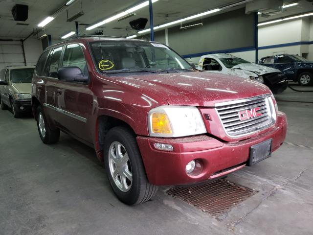Salvage cars for sale from Copart Pasco, WA: 2007 GMC Envoy