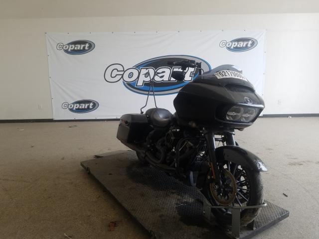 Salvage cars for sale from Copart Wilmer, TX: 2018 Harley-Davidson Fltrxs ROA