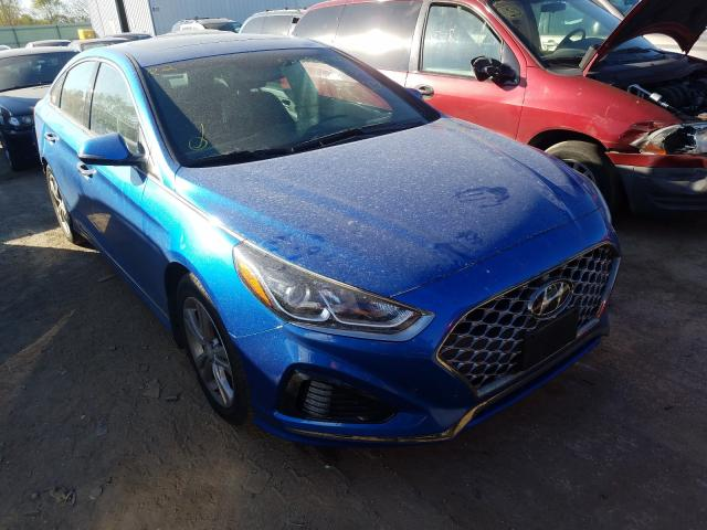 Hyundai Sonata LIM salvage cars for sale: 2019 Hyundai Sonata LIM