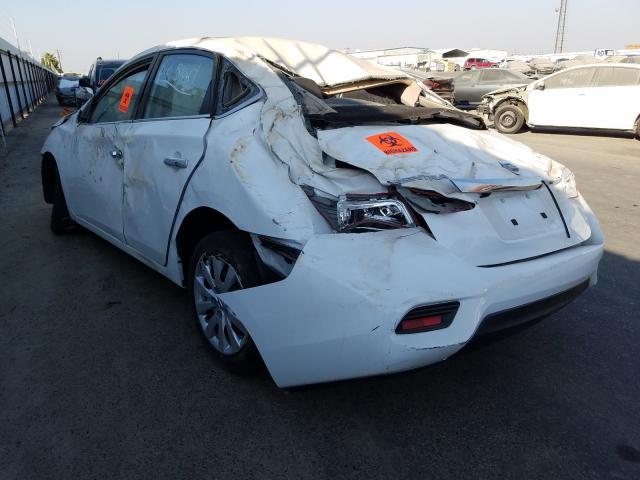 купить 2019 Nissan Sentra S 1.8L 3N1AB7AP2KY346629