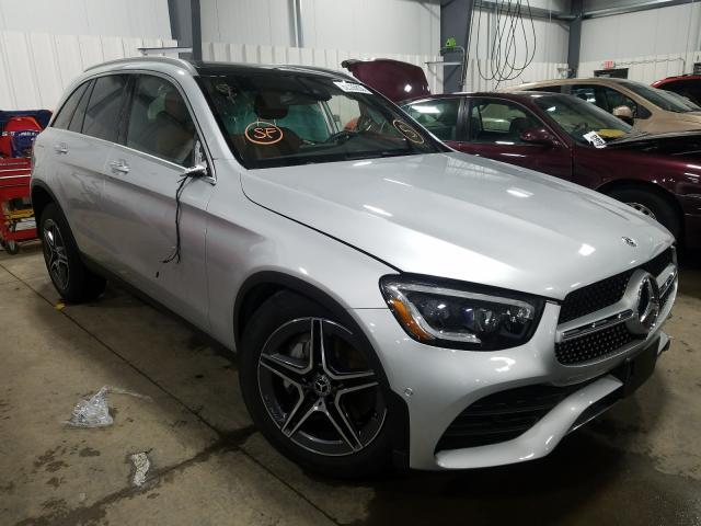 2020 Mercedes-Benz GLC 300 4M for sale in Ham Lake, MN